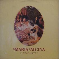Maria Alcina Lp Maria Alcina -1974 - Encarte