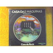 Lp Casa Das Maquinas Casa De Rock