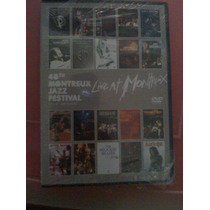Dvd Festival Jazz- Gary Moore,joe Cocker, Eric Clapton
