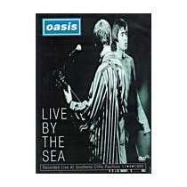 Oasis: Live By The Sea- (record Live 1995)-dvd Lacrado !!