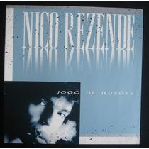 Nico Rezende - Jogo De Ilusões - Lp Vinil Capa Dupla