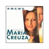 Cd Maria Creuza Focus - Raro!!!
