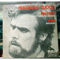Francisco Cuoco - Compacto Vinil Rca - Soleado 1974 Estereo