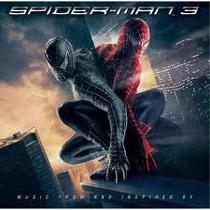 Cd Homem-aranha 3 Soundtrack