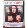 Dvd Deep Purple New, Live Rare The Video Collection Vol. 2