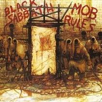Black Sabbath - Mob Rules (cd Novo Lacrado Importado Usa )