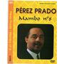 Dvd Pérez Prado - Mambo N. 8 Original Lacrado E A Pronta Ent