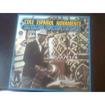 Lp Nat King Cole - Cole Espanol Novamente