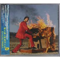 Paul Gilbert(mr. Big) Burning Organ Obi (e+)(japan) Cd Imp*