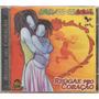 Cd Circuito Reggae - Reggae Pro Coração - Vol 8 - Novo***