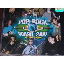 Cd Pop Rock Brasil 2001- Amigo Da Água- Ao Vivo