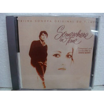 Somewhere - Original Sound Track - Cd Nacional
