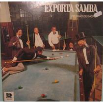 Exporta Samba - Reunião De Bacana - 1991