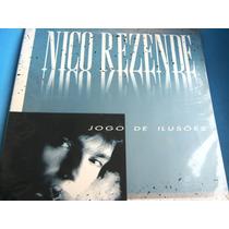 Lp Zerado Nico Rezende Jogo De Ilusoes 1988 6