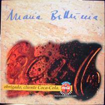 Lp Maria Bethânia Emoções - Coca Cola - Philips 1993 Stereo