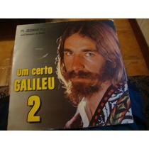 Vinil Um Certo Galileu 2 - Pe. Zezinho