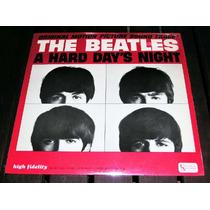 Lp Beatles Mono A Hard Day´s Night..usa Orig 1964