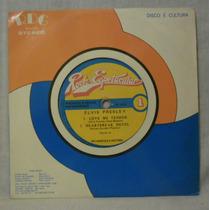 Compacto Vinil Elvis Presley - Rock Espetacular - 1976