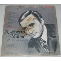 Lp Roberto Muller - Beverly - 1975