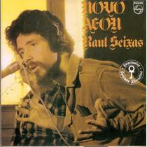 Cd Raul Seixas - Novo Aeon ( 1975 ) - Novo***