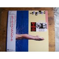 Men At Work - Lp (edição 1985 Imp. Japan Com Encarte) - Raro