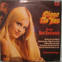 The Tony Mansell Singers - Hits From B.bacharach - 1972