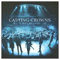 Cd/dvd Casting Crowns Whole World Hears Live (dlux) [eua]