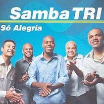 Cd Samba Tri - C/ Participação Especial De Ronaldinho Gaúcho