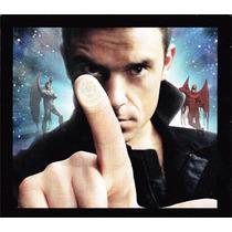 Dvd - Intensive Care - Robbie Williams - Dvd + Cd
