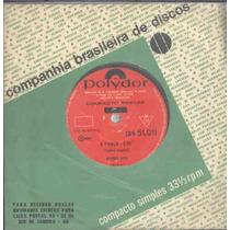 Ronnie Von Compacto De Vinil A Praça 1967
