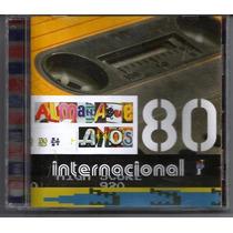 Cd Raro Almanaque Anos 80 Internacional - Fora De Catalogo