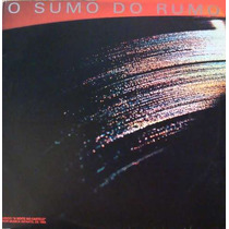 Rumo Lp O Sumo Do Rumo - Encarte - 1988