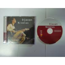 Cd - Djavan Novelas