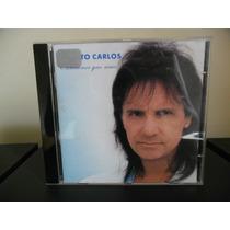 Cd Roberto Carlos - Cansiones Que Amo - Mídia Dourada/gold