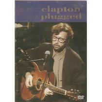 Dvd Eric Clapton - Unplugged - Novo Lacrado***