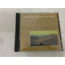 Cd Wolfgang Amadeus Mozart Classic Masters