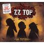Zz Top - La Futura [cd] Uk - Digipack - Frete Gratis