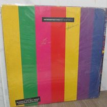 Lp Pet Shop Boys Introspective Ótimo Estado + Encarte