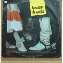 Lp - (019) - Gaúcho - Fandango De Galpão