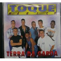 Cd Toque Mágico - Terra Da Garoa - Frete Gratis