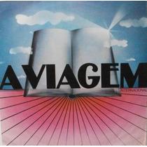 Lp Novela A Viagem Internacional-tupi-1976-otimo Estado.