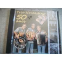Cd Trio Nordestino 50 Anos