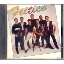 Cd Grupo Feitiço - 1996 - Raça Negra