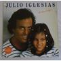 Lp Julio Iglesias - De Niña A Mujer - Cbs - 1981 (novo)