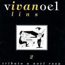 Cd Ivan Lins - Viva Noel 2 Tributo A Noel