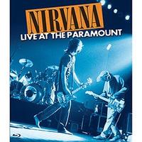 Blu-ray - Nirvana - Live At Paramount - Original E Lacrado !
