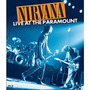 Blu-ray - Nirvana - Live At Paramount - Original E Lacrado !