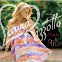 Cd Laura Rizzotto - Made In Rio (who You Are Eumir Deodato)