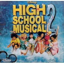 Cd: High Scholl Musical 2 - Sensacional- Original- Usado