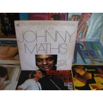 Lp Vinil - Especial Johnny Mathis - 14 Sucessos
